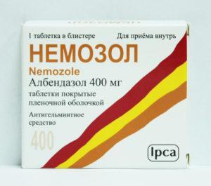 препараты от аскарид для человека