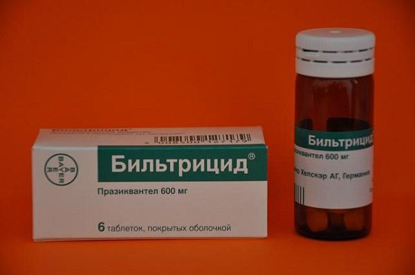 дифиллоботриоз профилактика