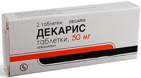 лекарства от аскарид детям