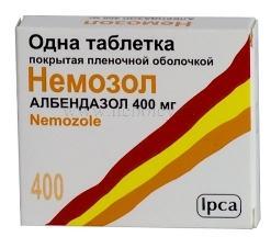 острицы у детей препараты для лечения
