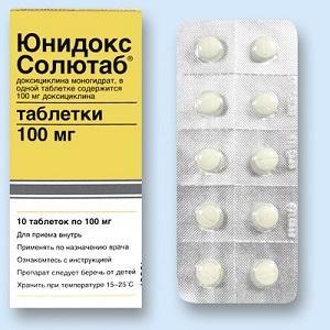 Юнідокс солютаб від уреаплазми відгуки » журнал здоров'я iHealth 1
