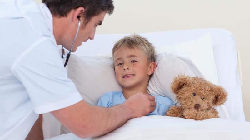 лечение хламидии пневмонии у детей
