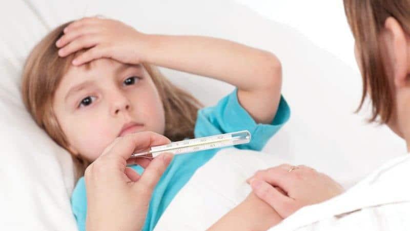 лямблиоз у детей симптомы