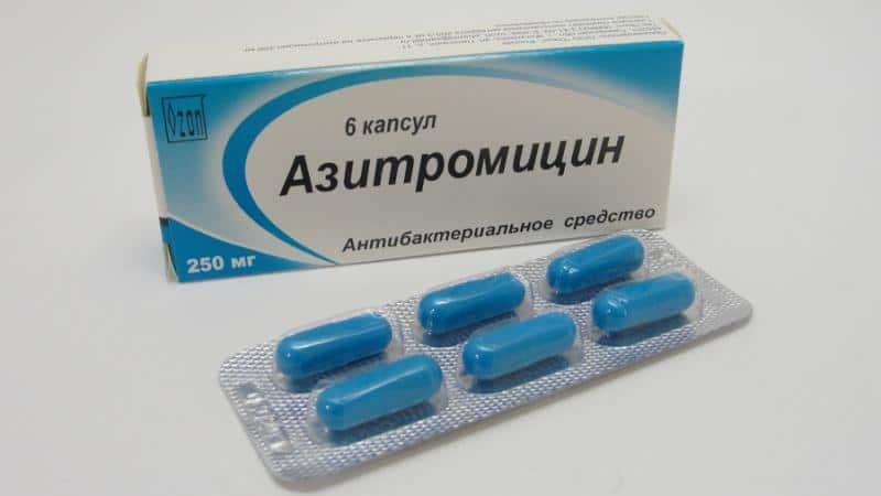 стрептококк лечение антибиотиками