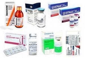 антибиотики при стафилококке