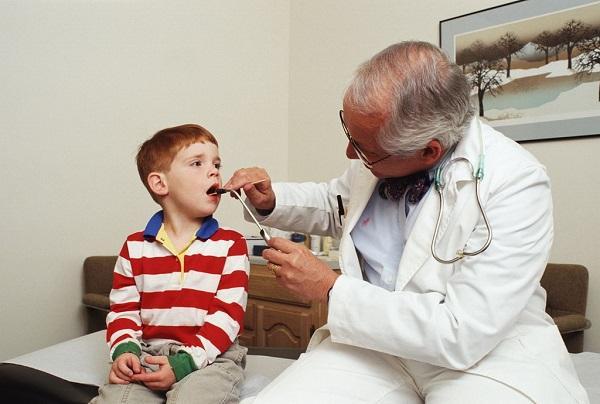 лечение стрептококка у детей