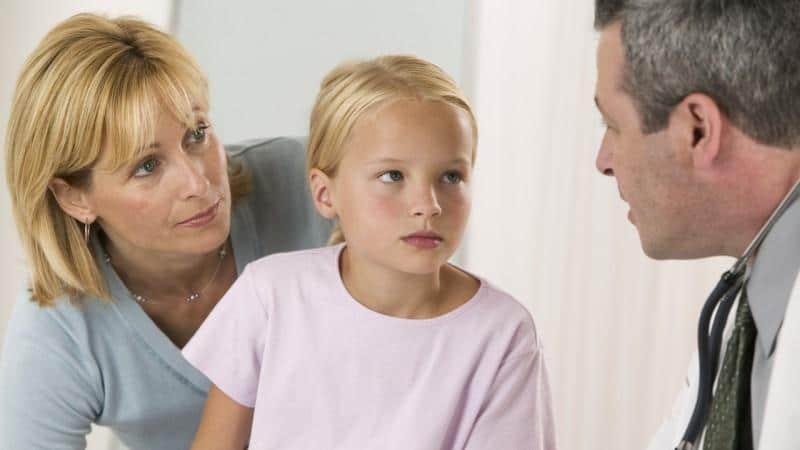 малярия симптомы у детей