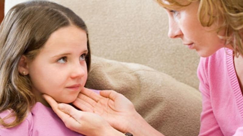 стафилококк в зеве у ребенка симптомы