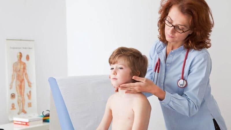 стрептококк в горле у ребенка симптомы