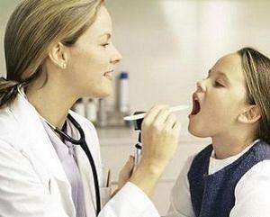стрептококк в зеве у ребенка