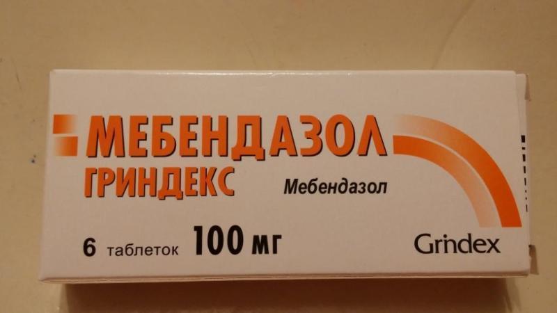 схема лечения токсокароза у взрослых