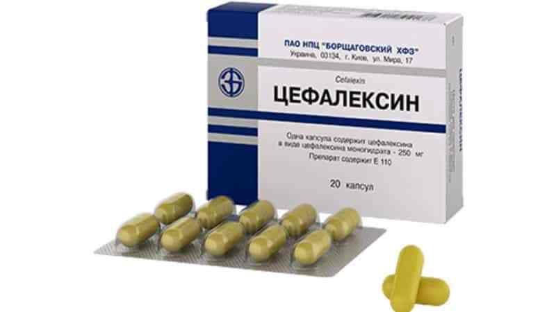 антибиотики от стафилококка лечение