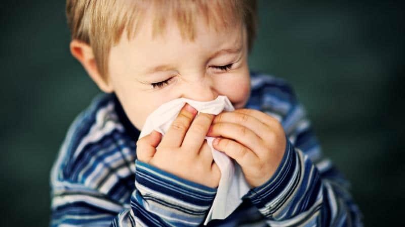 как лечить золотистый стафилококк у ребенка