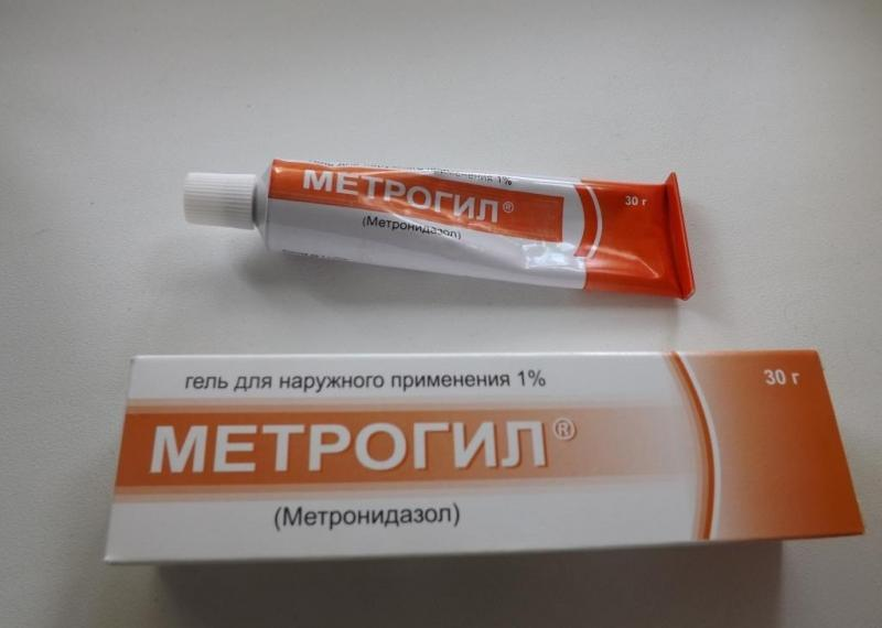 как принимать метронидазол при демодекозе