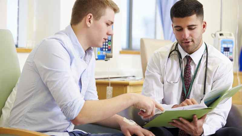 хронический хламидиоз у мужчин лечение