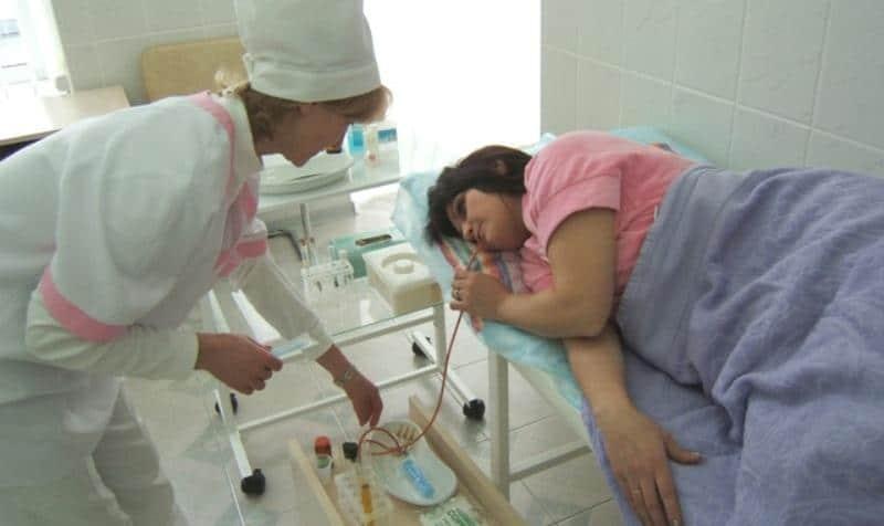 подготовка к дуоденальному зондированию на описторхоз