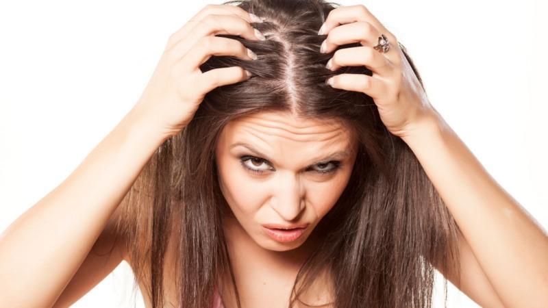 первые симптомы вшей на голове